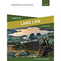 Complete Land Law: Text, Cases, and Materials