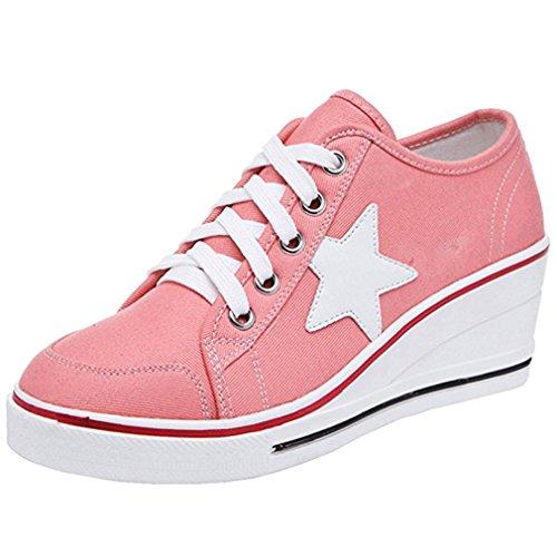 Donna Solshine Solshine Rosa Pantofole Pantofole Rosa Donna g0Udzqnx