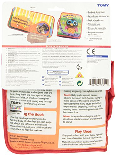 lamaze peek11 on sale Lamaze Peek-A-Boo Forest, Fun Interactive Baby in USA