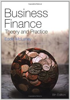 Book Business Finance