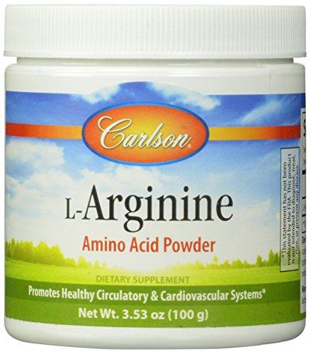 Carlson Labs L Arginine Powder 100g