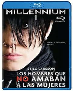 Millennium 1: Los hombres que no amaban a las mujeres [Blu-ray]