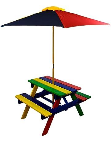 Wondrous Amazon Com Picnic Tables Toys Games Download Free Architecture Designs Scobabritishbridgeorg