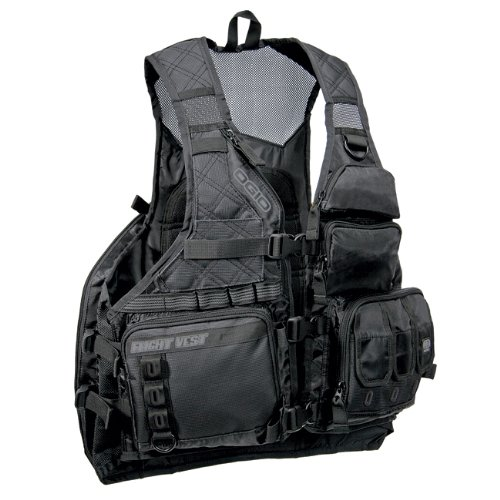 Ogio Mx Flight Vest (Ogio MX Flight Vest Outdoor Moto Bag - Stealth / 4