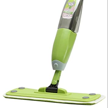 WENBIAOXUEStatic limpiador de piso trapeador uso con toallitas húmedas o secas: Amazon.es: Hogar