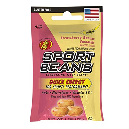 Jelly Belly Sport Beans, Energizing Jelly Beans, Strawberry