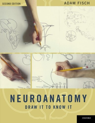 neuroanatomy coloring book - 6