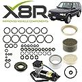 Land Rover Range Rover P38 Eas Air Compressor Seal Liner Valve Block O Ring Diaphragm Kit X8r38