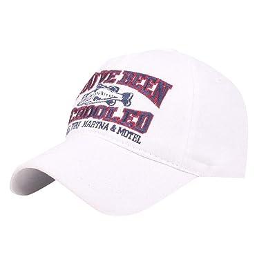 Hink - Gorras de béisbol Unisex Bordadas de algodón para Hombre y ...