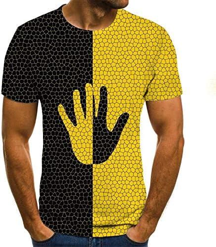 Camiseta Hombre/Mujer Camisetas con Estampado 3D Rock Goth ...