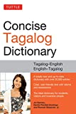 Tuttle Concise Tagalog Dictionary: Tagalog-English
