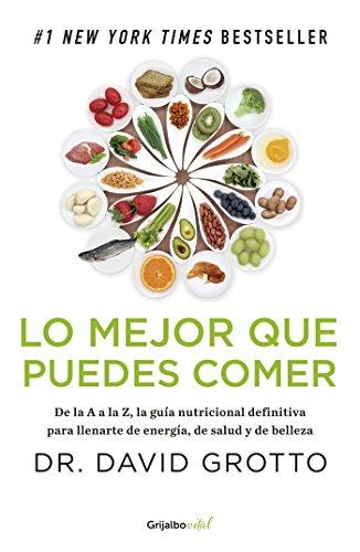 Lo mejor que puedes comer (Colección Vital): De la A a la Z