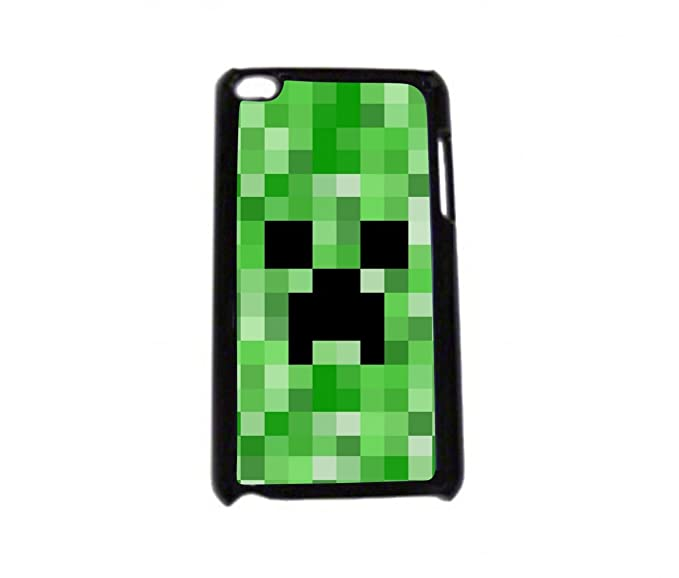 Amazoncom Minecraft Hard Case Cover Skin For Ipod Touch Th - Minecraft skins fur ipod
