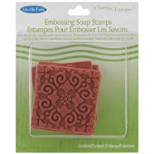 Life Of The Party Soap Embossing Stamp Assortment 8/Pkg-Square