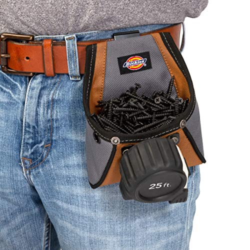 Dickies Work Gear 57101 Rigid Nail/Screw Work Pouch with Tape Measure Clip by Dickies Work Gear (Image #4)
