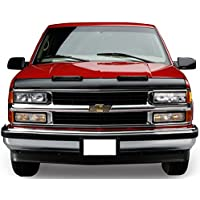LeBra 551434-01 Each LeBra is specifically designed to your exact vehicle model Front End Bra LeBra Custom Front End Cover If your model has fog lights special air-intakes or even pop-up headlights there is a LeBra for you