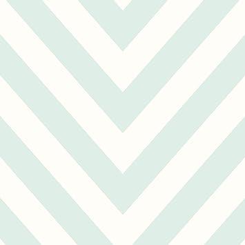 Holden Chevron Gestreiftes Muster Kinder Tapete Pastell Streifen