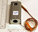Johnson Controls A19ABA-40C Line V Mechanical Thermostat, 120 to 277 VAC