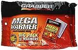 GRABBER WARMERS MWES10 Mega 12 Hour Warmer (10 Pack)