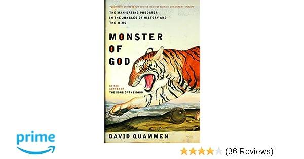 Monster of God: The Man-Eating Predator in the Jungles of