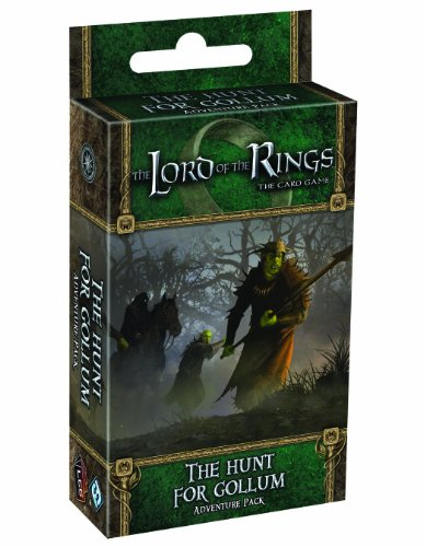 Tactic Of Rings The Lord - Lord of the Rings LCG: The Hunt for Gollum