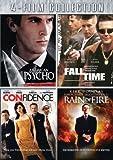 American Psycho/ Fall Time/ Confidence/ Rain Of Fire - Quadruple Feature [DVD]