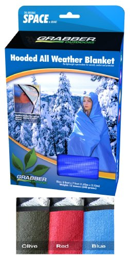 space all weather blanket green - 3