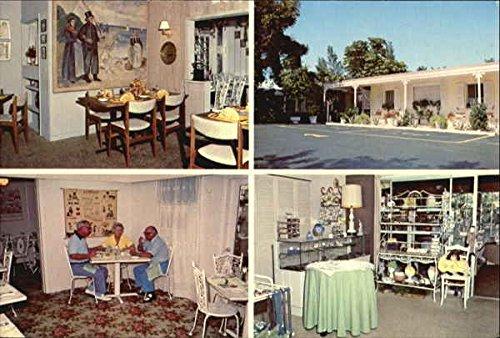 Scandia Restaurant & Gayport Gift Shop, 19829 Gulf Boulevard Indian Shores, Florida Original Vintage - Gift Shop Boulevard