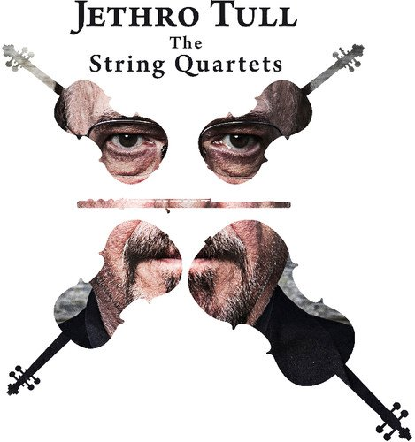 Price comparison product image Jethro Tull - The String Quartets