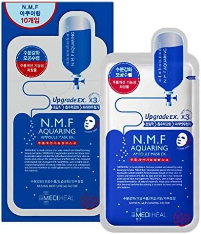 [MEDIHEAL] N.M.F Aquaring Ampolue Mask EX. 25ml Pack of 10