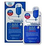 Mediheal N.M.F Aquaring Ampolue Mask EX. 25ml Pack of 10