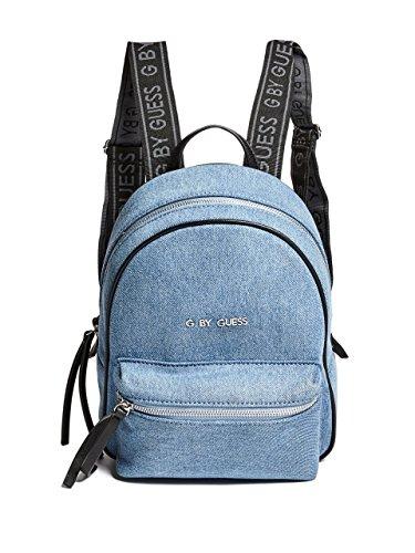 G by GUESS Women's Honey Creek Denim Backpack