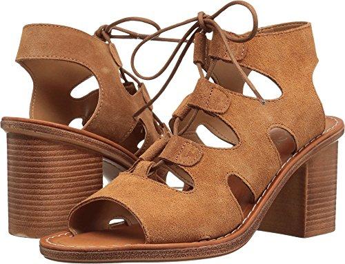Bella Vita Women's Bre-Italy Ghillie Tie Sandal,Tobacco Suede/Leather,US 7.5 M
