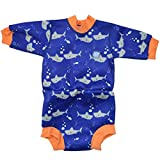 Splash About Baby Happy Nappy Wetsuit- 2 in 1 Baby Wetsuit and Diaper