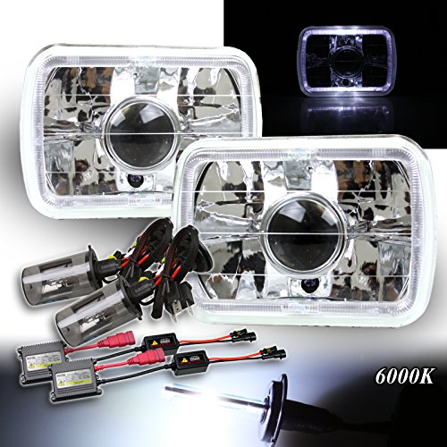 7x6 led halo headlights - 9
