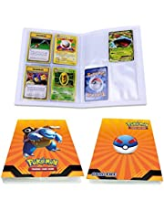 Pokemon Card Holder Binder, Book Best Protection Album Trading Cards GX EX, Can Hold 240 Card