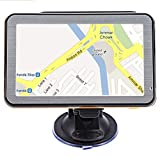 AKDSteel 5 inch GPS Navigation Wince Voice Guidance Car Auto Navigator DDR256M+8GB Map