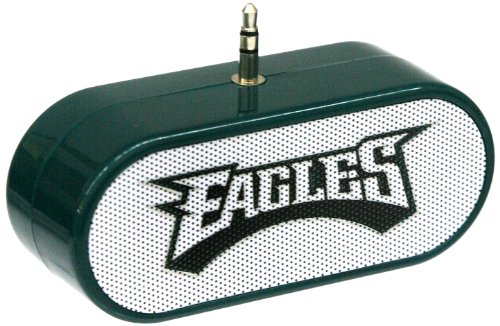 iHip NFL PHILA EAGLES On-Go Speaker for iPod and MP3 Players