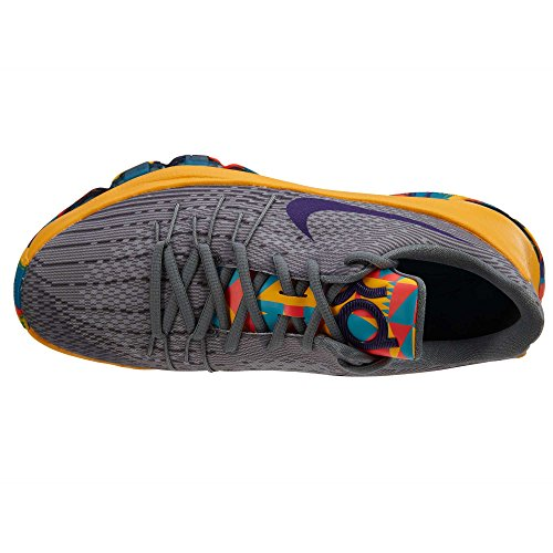 Nike Wmns Wolf Purple Court Grey Donna Sneaker Capri Blue Ii AAfdrq