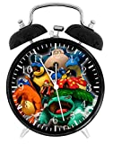 Pokemon Alarm Desk Clock Home Office Decor F75 Nice For Gifts