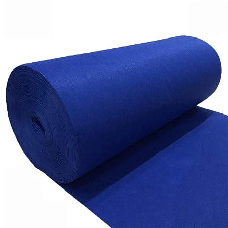 De toalla a cuadros blanco Royal azul 2mm