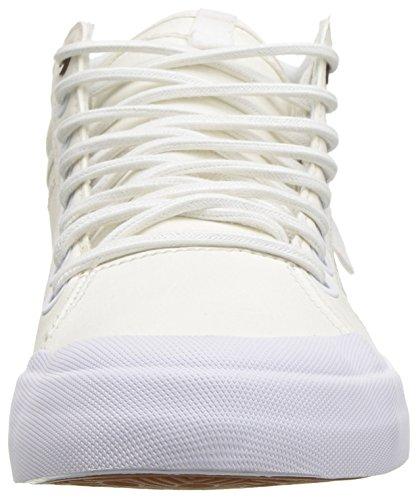 Skate Chaussures Evan Femmes Dc Se Salut Blanc xROqvwBv