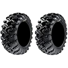 Pair of GBC Grim Reaper Radial (8ply) ATV Tires [30x10-14] (2)