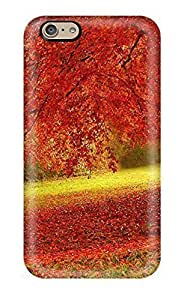 BESTER 3551480K85787354 Iphone 6 Case Cover Alone In A Field Case - Eco-friendly Packaging