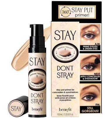 Benefit Cosmetics Stay Don't Stray Eye Makeup Primer by Voronajj