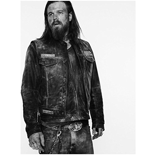 Sons Of Anarchy Ryan Hurst As Harry Opie Winston Standing 8 X 10 Photo