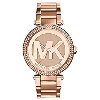 ab40d3b1b7fe Amazon   (マイケルコース) MICHAEL KORS 腕時計 #MK5865 並行輸入品   並行輸入品・逆輸入品・中古品(レディース)    腕時計 通販