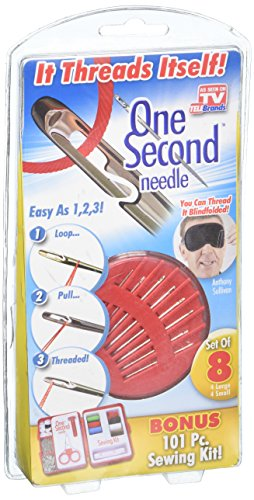One Second Needle With Bonus Sewing Kit
