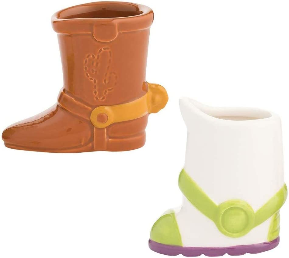 Disney Toy Story 4 Woody \u0026 Buzz Boots