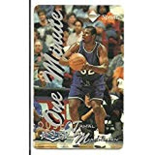 1994 Classic Assets Phone Cards One Minute #34 Jamal Mashburn NM-MT from Phone Cards One Minute